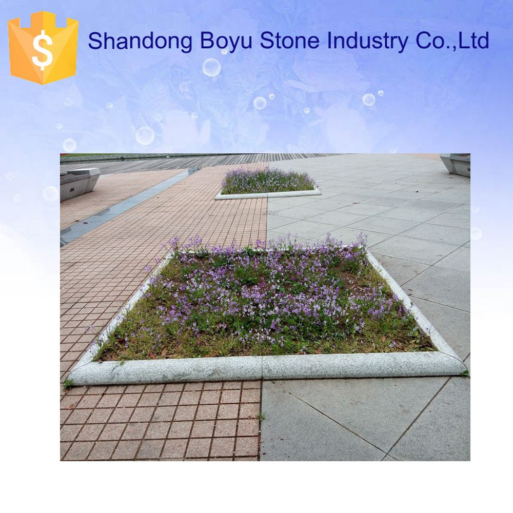 Chinese granite cheap Kerb stone