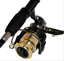 Telescopic Ocean 5 Sections Fishing Rod