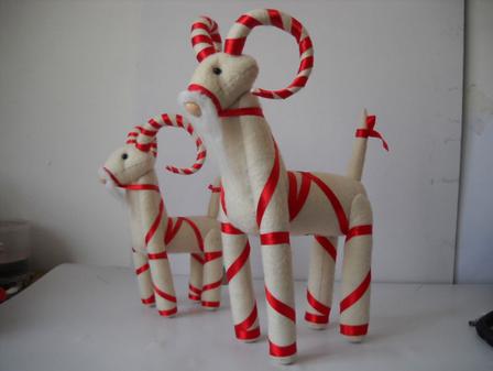 Scandinavian Style Handicraft Christmas Decoration