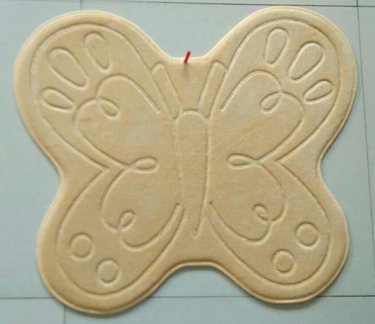animal shapes floor mat for children