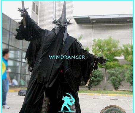 Windranger - Halloween costumes for children
