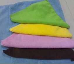 Hot sale floor microfiber cloths/towels