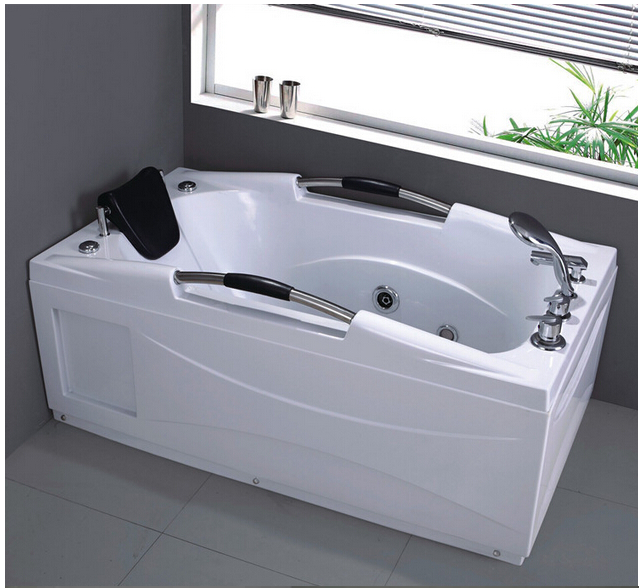2015 new style arcylic + ABS bathtub