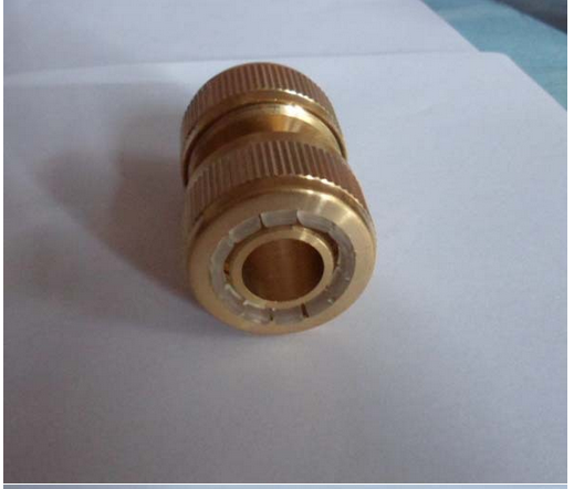 1/2 Brass hose water tube connector /tube fitting