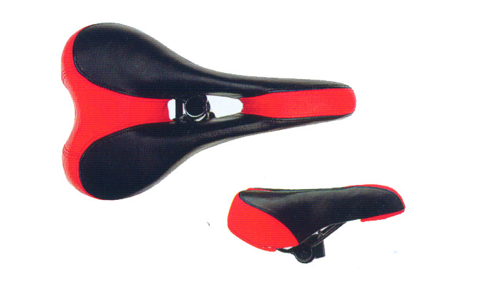 Good credit High-quality Colors Multiple bicycle saddle manufactures MS-28BF-B1