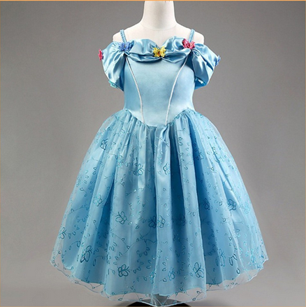 frozen elsa princess dress wholesale