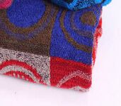 100% cotton yarn-dyed towel
