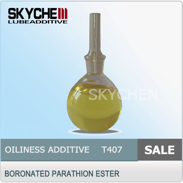 Oiliness Additive T407 Boronated Parathion Ester Lubricant additive