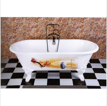 high quality cast iron bathtub for sale