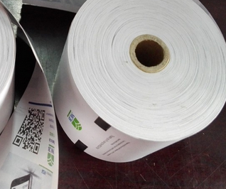 color thermal printing paper roll