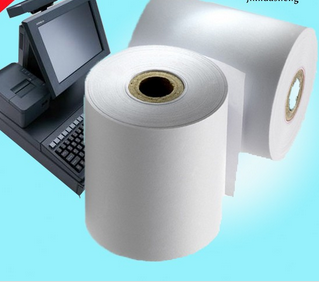 ATM,pos rolls thermal paper 80x80