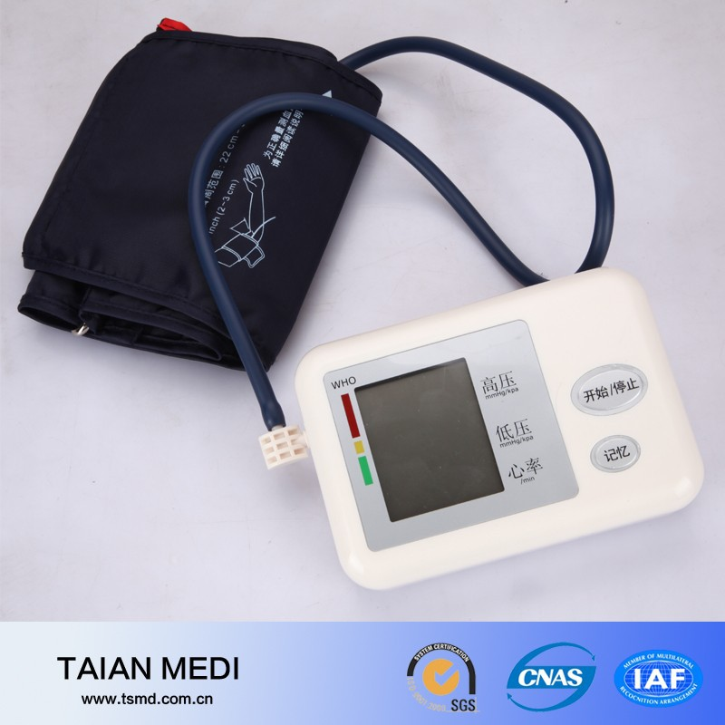 Electronic Automatic Blood Pressure Monitor