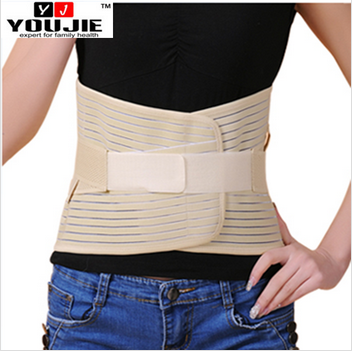 Double pull self heating and magnetic elastic back support for fatigue relief
