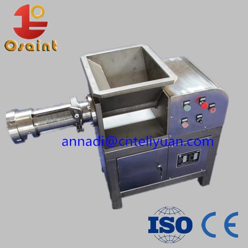 Poultry MDM meat deboning machine