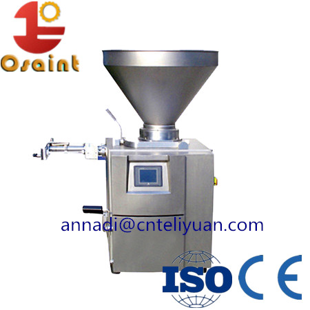 Automatic sausage filling equipment