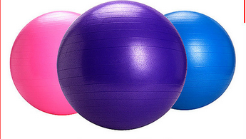 Exercise Ball cutomized anti-burst pvc sale yoga ball