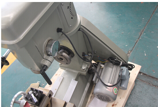 Multi-Purpose Machine CQ9107 Mini Lathe Turning,Milling,Drilling Machine