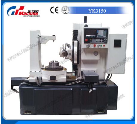 Sale Factory YK3150 CNC Gear Hobbing Machine