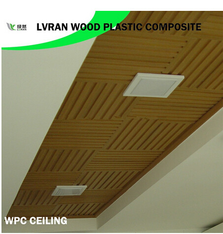 New Mateial No pollution WPC Decorative Ceiling Panels