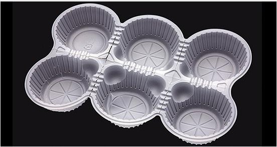 China golden brand supplier offer plastic tray for packing fruit use