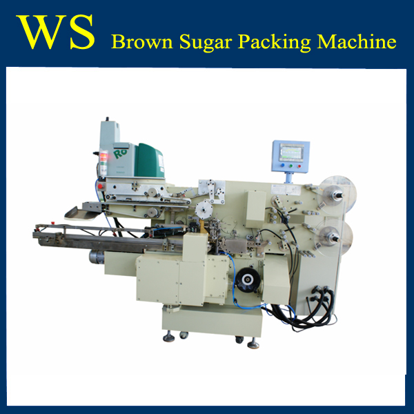 Factory Price Automatic Black Sugar Stick Packing Machine