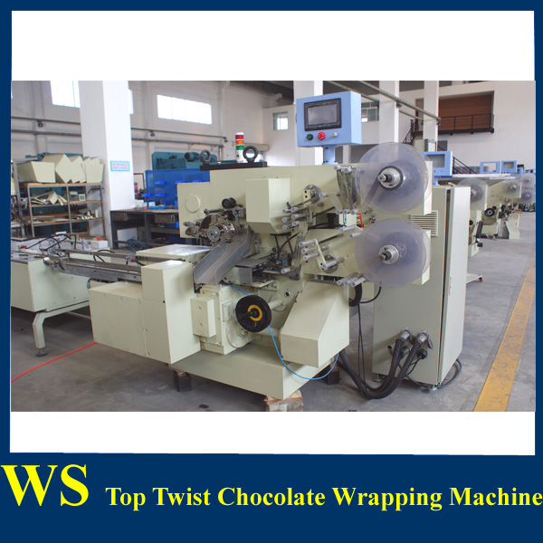 Fully Automatic Candy Packing Machine Suppliers in China