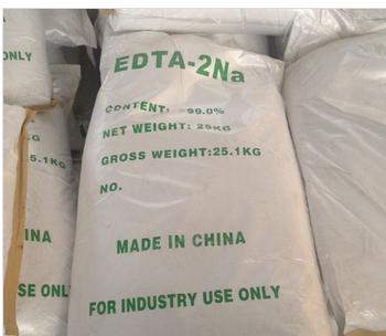 Hot selling Industry grade disodium EDTA-2na salt