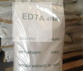 Industrial salt tetra sodium EDTA 4na chelator