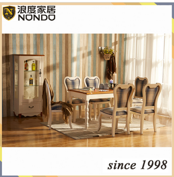 Dining room furniture wood dining table S007