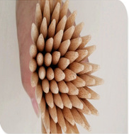 Customized Eco-friendly Bamboo Skewers as buyer's request OEM & ODM accepted
