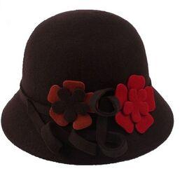 Cloche Felt hat