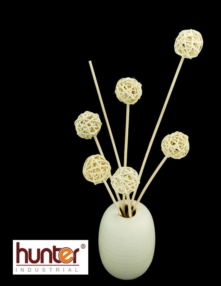 Rattan ball amora diffuser rattan reed stick