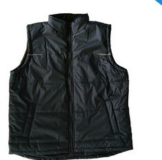 female fashion cotton vest