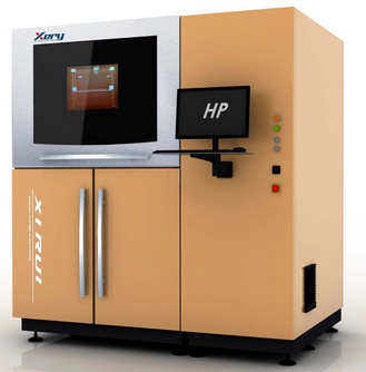Most Practical XERY 3D Printer machine, SLS Industrial Grade, Molding size 350*350*650 mm Selective Laser Sintering Technology