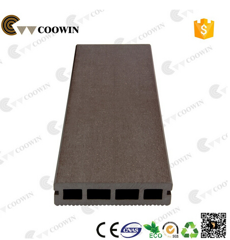 150*35mm superior quality Outdoor decoration materials WPC Composite Hollow Decking