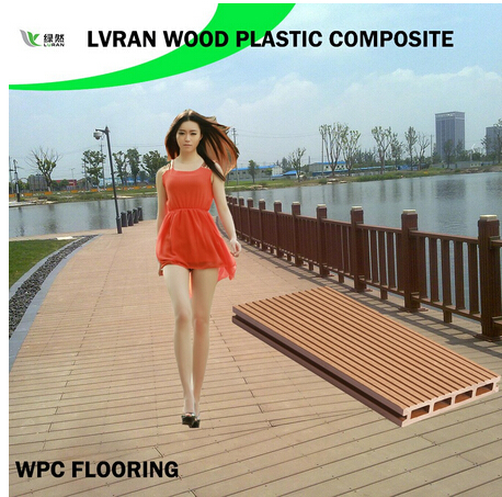Factory Direct Sale cheap price 150*25 Wood Plastic Composite