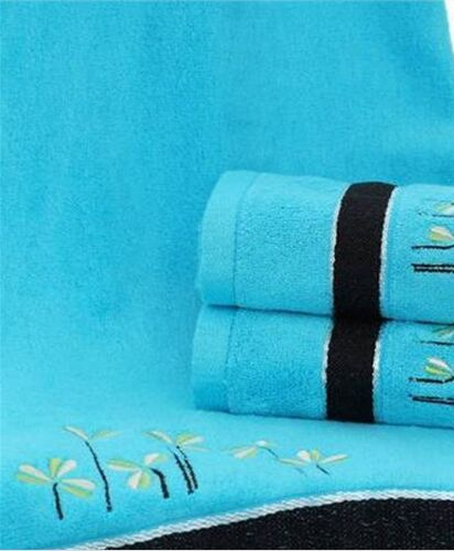 Cleaning hot kids gift towel, children bamboo fiber towel, terry hotel bath towel