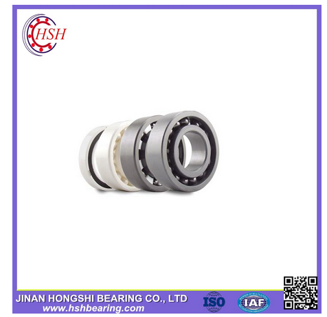 Si3N4 ZrO2 full/hybrid ceramic ball bearing 6017 6018 6019 6020 2RS