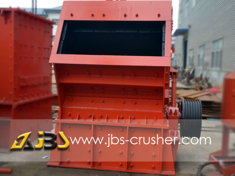 Mining Ore Crushing Machinery Impact Crusher