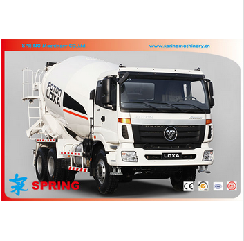 Contemporary hot-sale liters concrete truck mixer