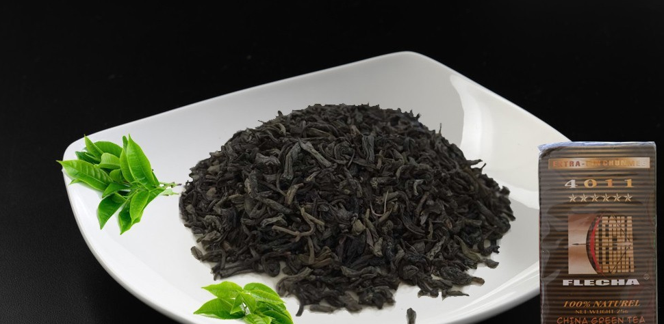Factory wholesale 41022 private label energy teas with best price vietnam green tea