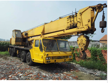 China sales of used cato cranes 40t