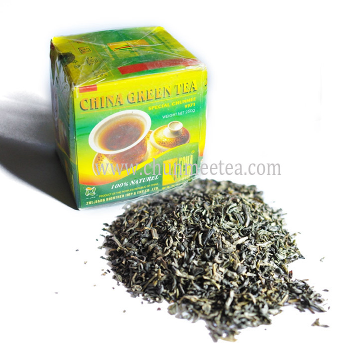 China tea factory supply fresh green tea leaves
