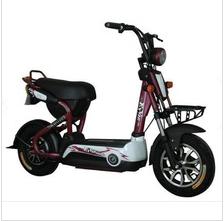 VQU zero pollution electric bike