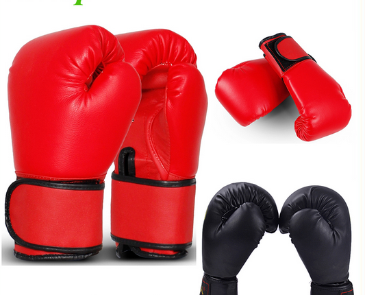 Wholesale Professional Sanda MMA muay thai boxing gloves