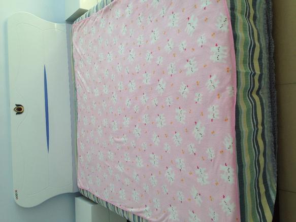 2015 New Design Super Soft Flannel Blanket