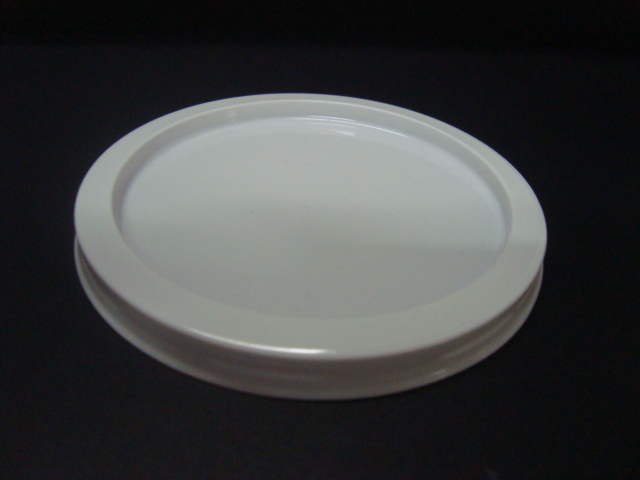 PS plastic denture container