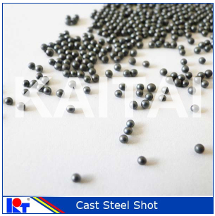 steel shot S230 for blasting small cast iron, cast part, heat treatment piece