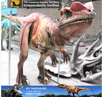 Y Dino-S28 Life size t rex dinosaur costume