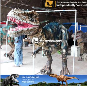 MY Dino-S28 Mechanical dinosaur costume for adults